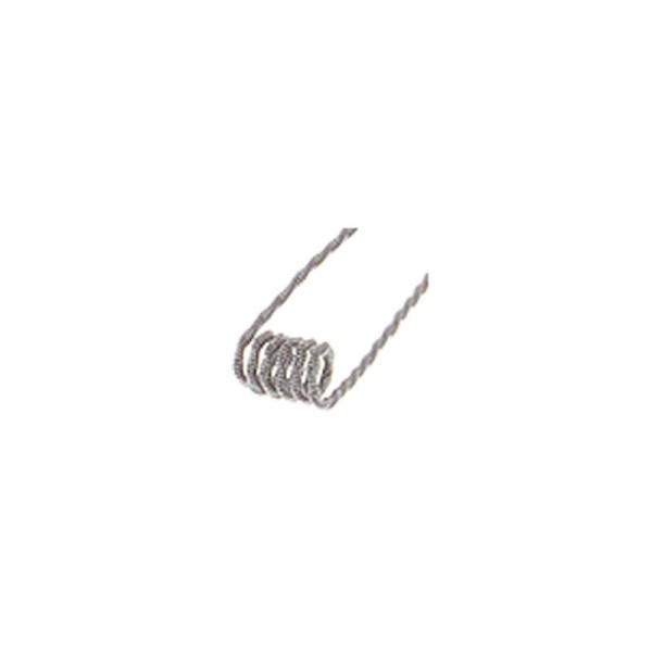 fused Coil 0,55 SS316L (twisted fused Coil)