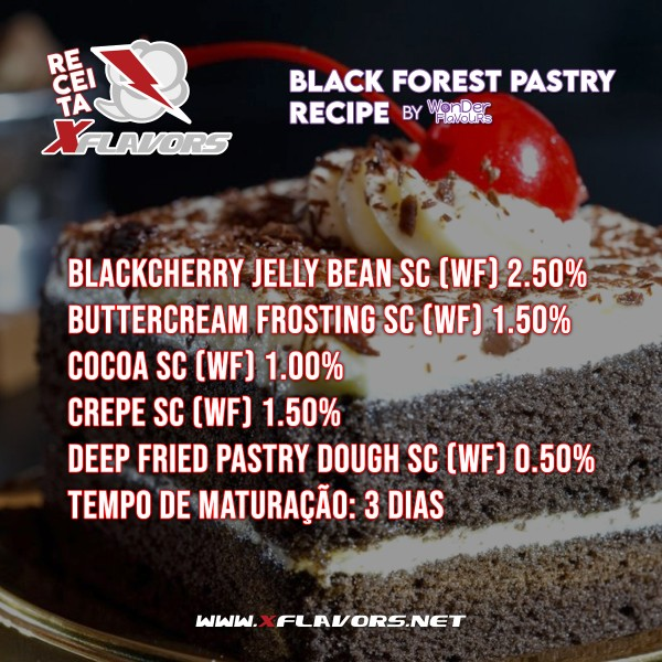 Black Forest Pastry WF