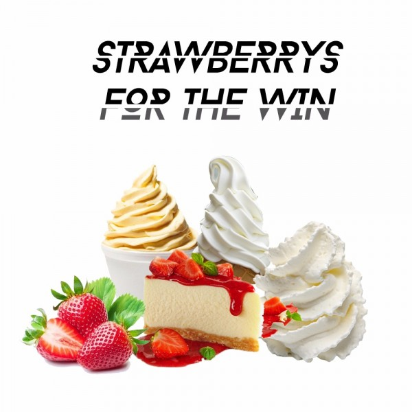 Strawberrys For The Win